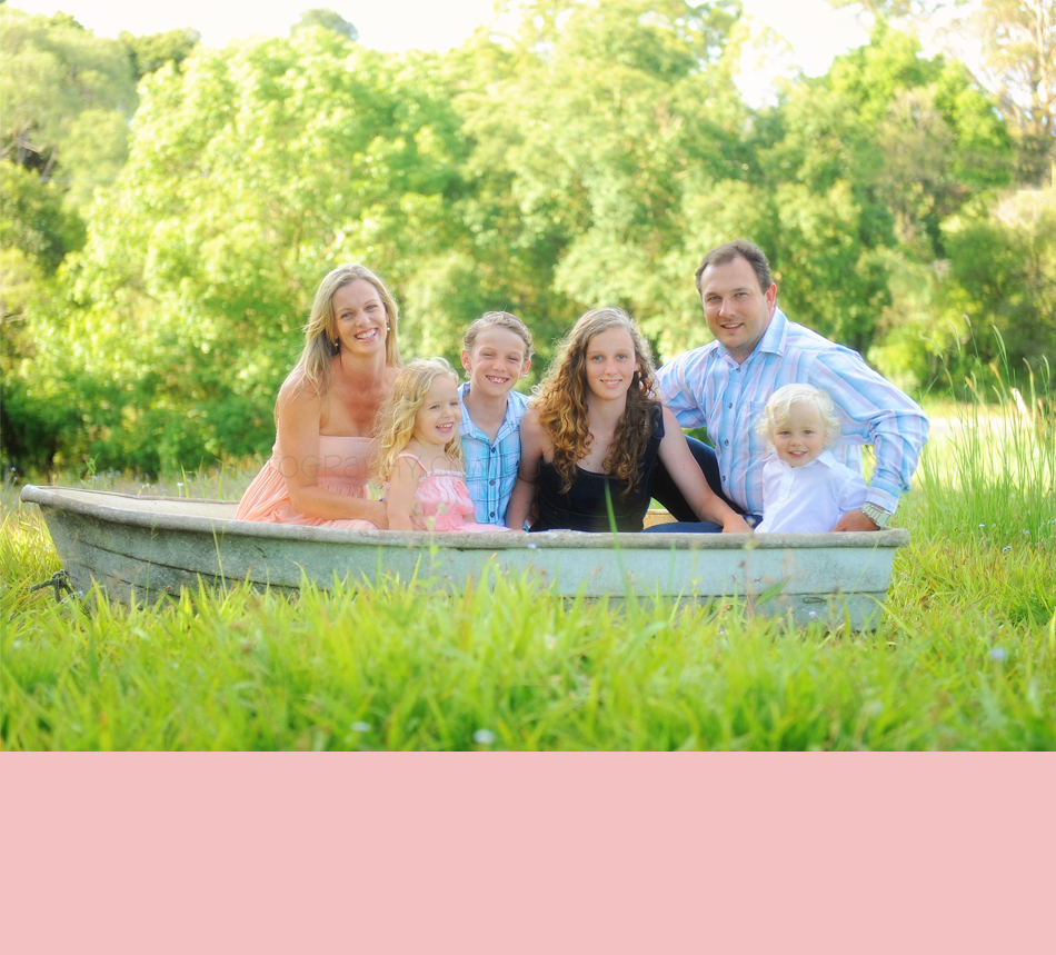 family portrait photography cooroy