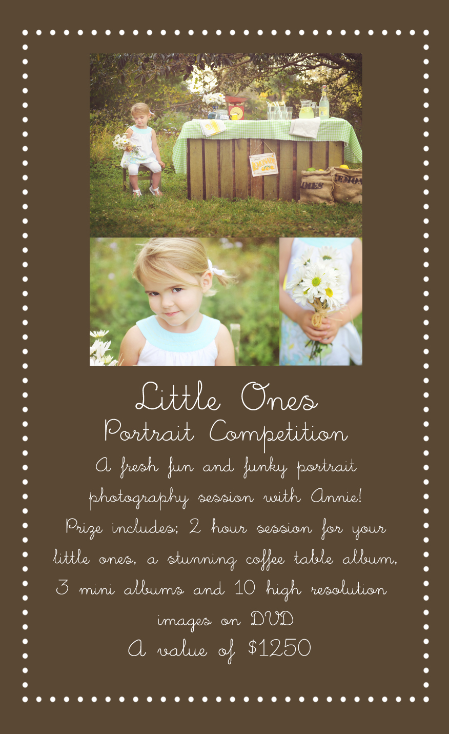 photography competition for a photo session with funky photography