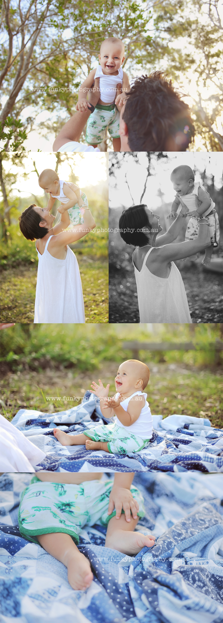 baby photography noosa heads