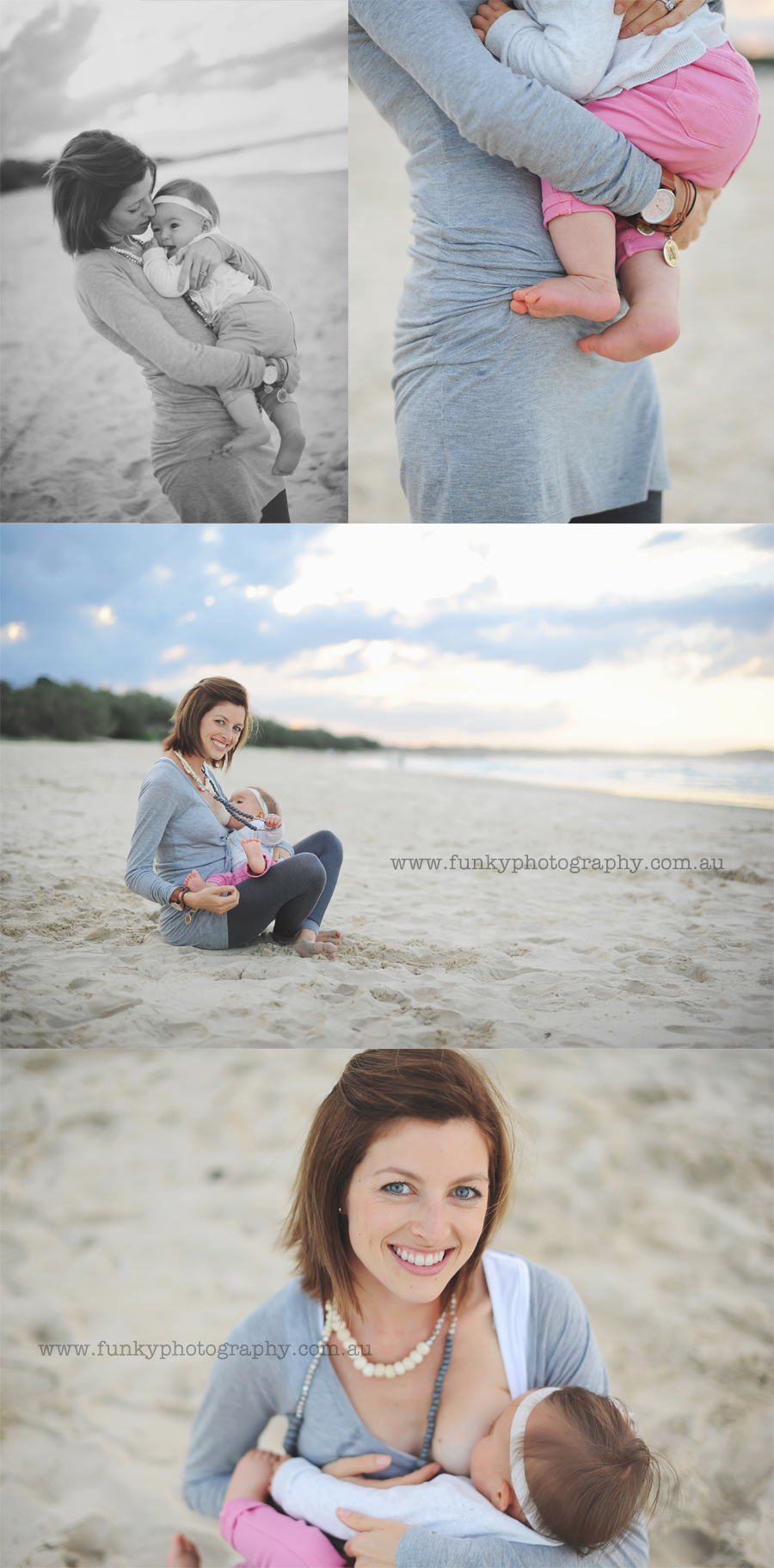baby photography noosa main beach